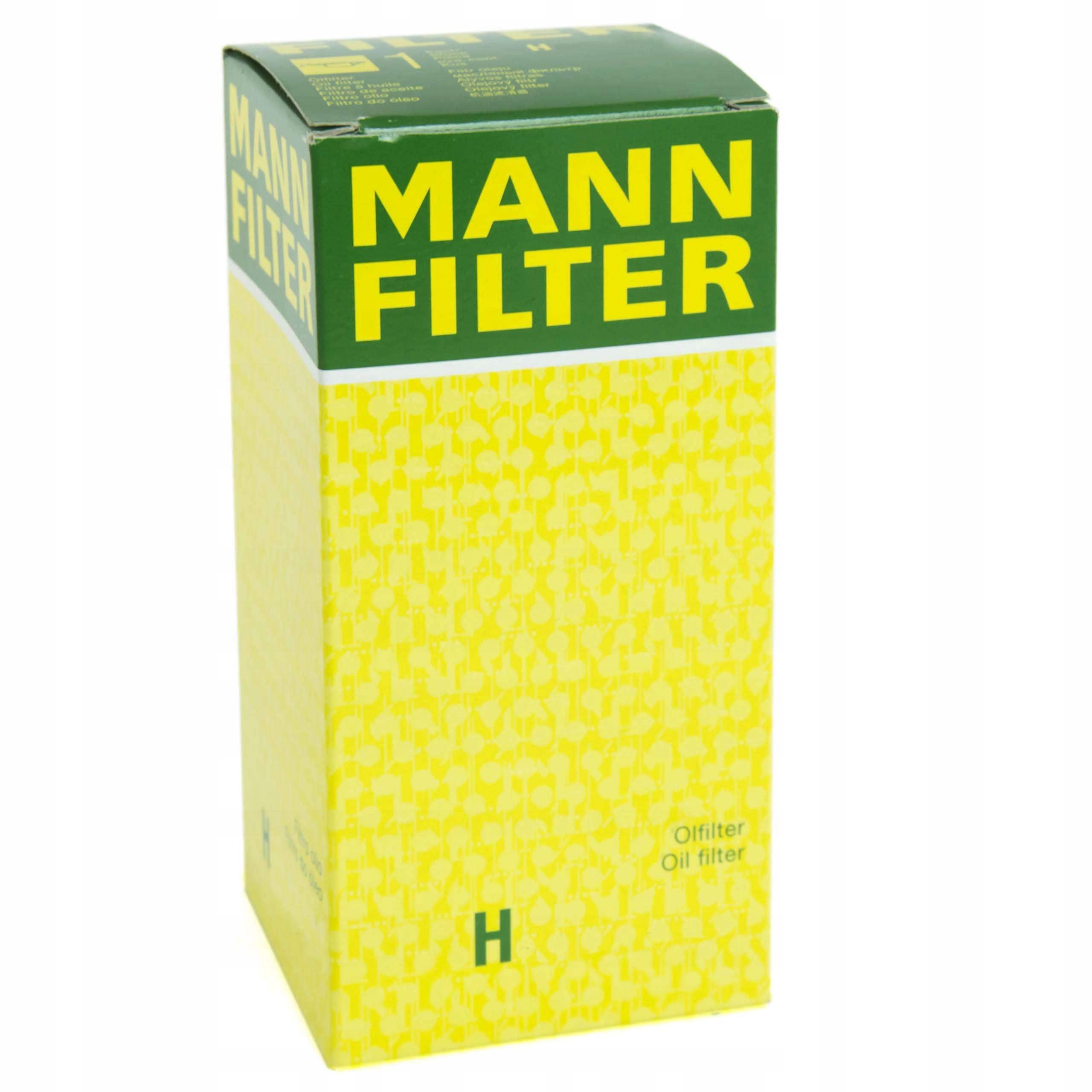 фильтр гидравлический манн h6014 mercedes scania
