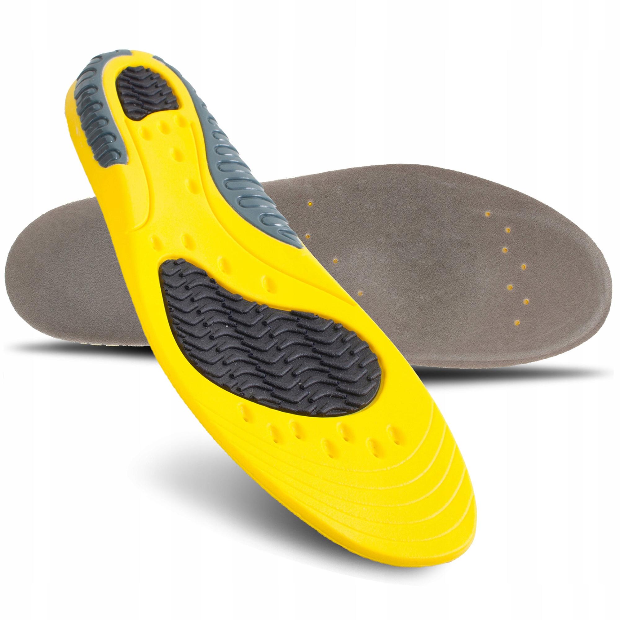 Пены стельки для обуви супер амортизация 42-46