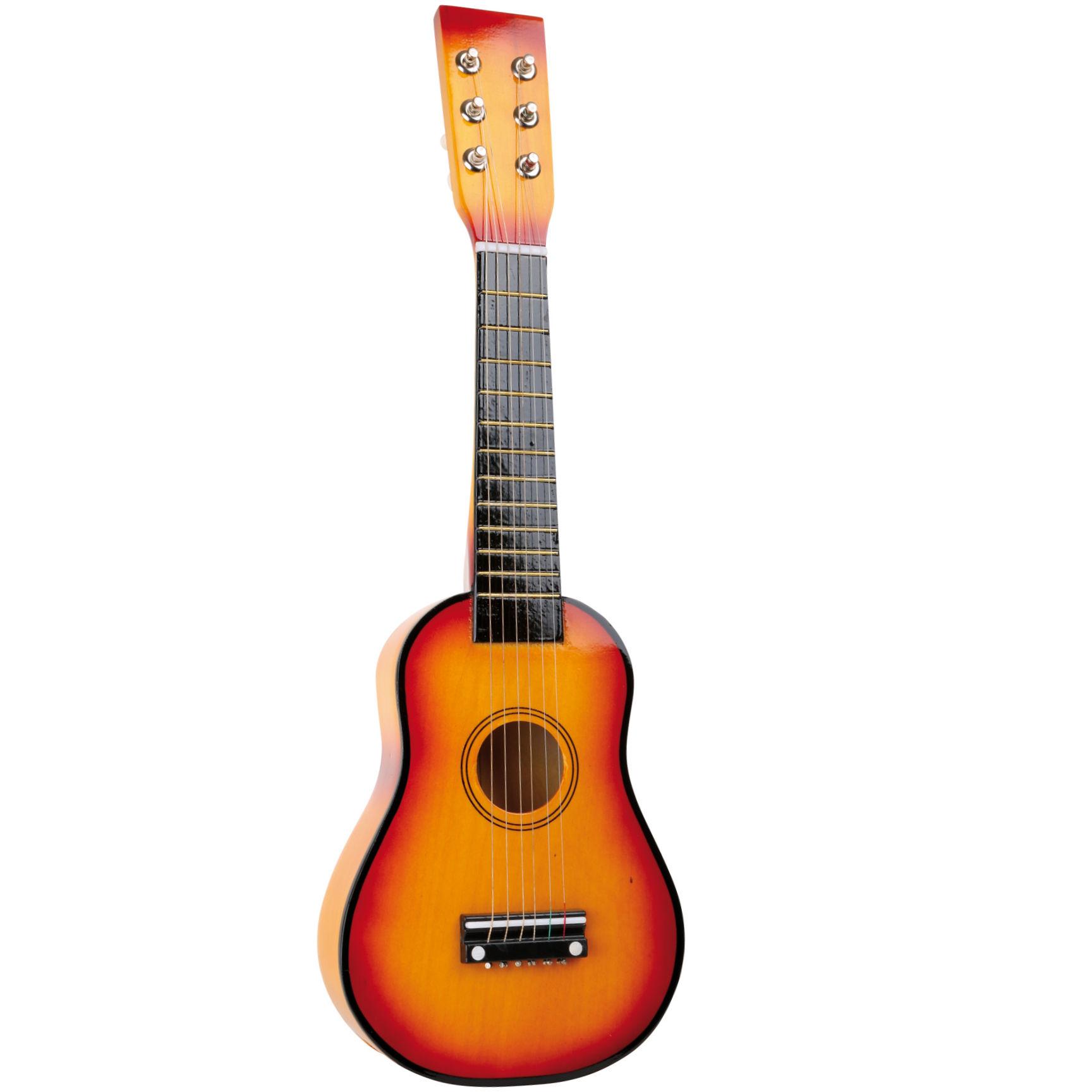 Baby Guitar Classic Sunburst 53 cm Drevo