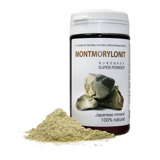 QualDrop Montmorylonit Супер Порошок 60 г
