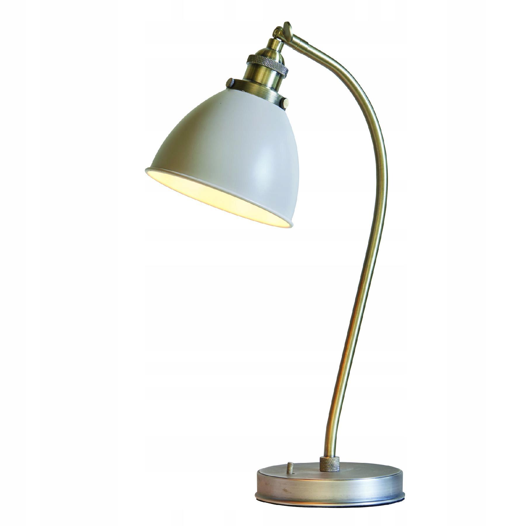 Franklin úlohou tabuľka 40W Endon stolná Lampa
