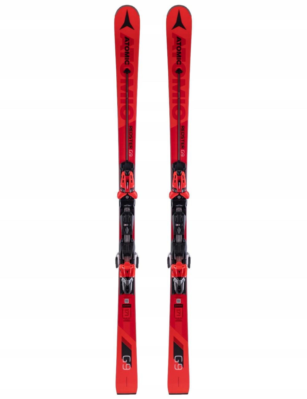 Atomic Redster G9 + Atomic X14TL 171 Ski24_en лыжи