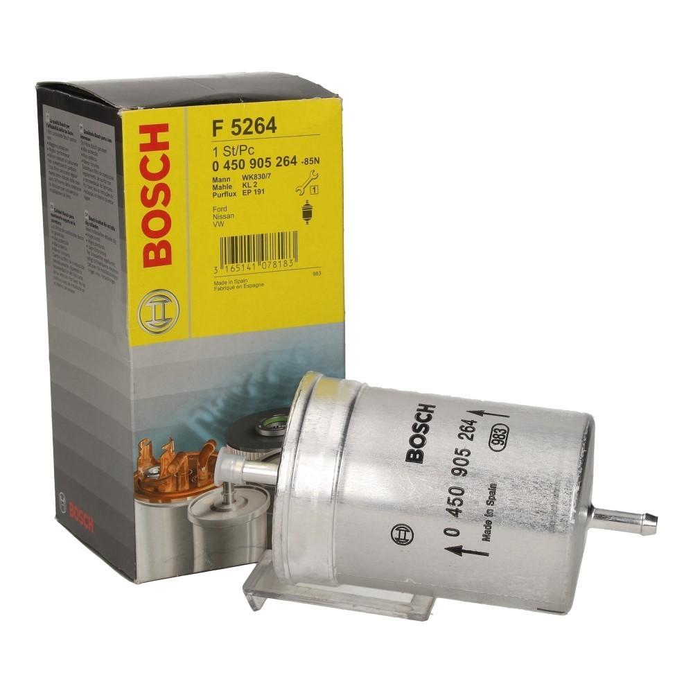 фильтр топлива bosch vw поло 86cf