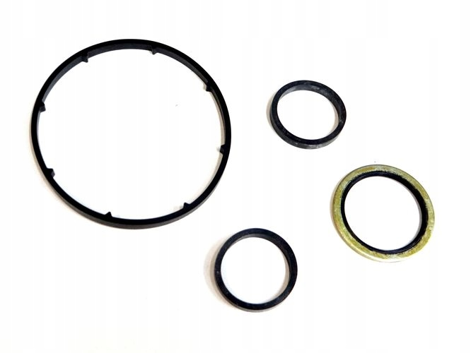 прокладки радиатора масла astra комбо corsa c 17