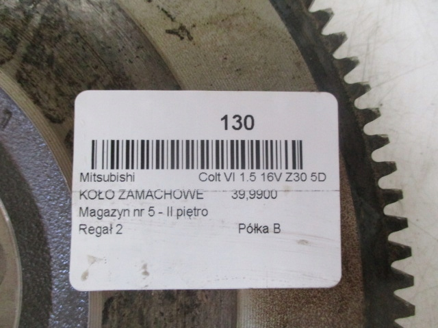 Picture of COLT VI Z30 FLYWHEEL BOLTS 1.5 16V