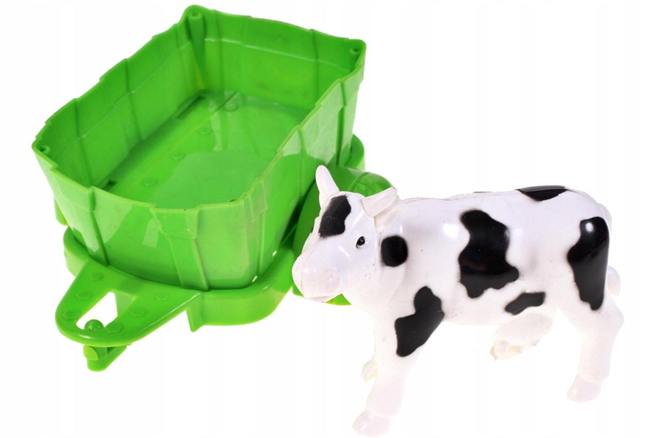 TRAKTOR FARMERA Z PRZYCZEPKĄ JEŹDZI ŚPIEWA Waga produktu z opakowaniem jednostkowym 0.56 kg