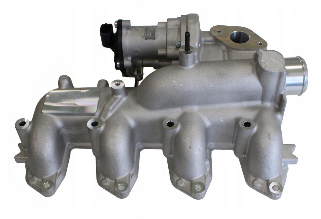 клапан системы рециркуляции ог z коллектором ford focus 18 tdci 1563296