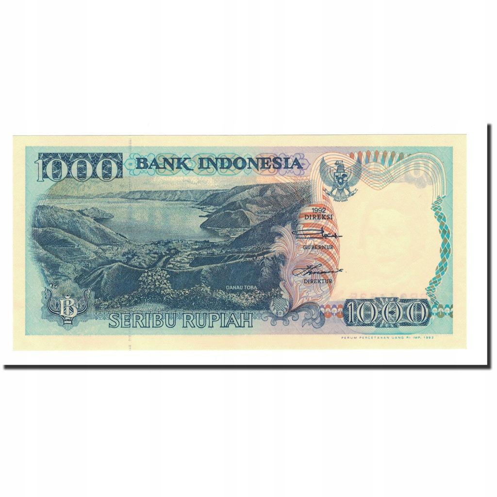 Банкнота, Индонезия, 1000 рупий, 1992-2000, 1992,