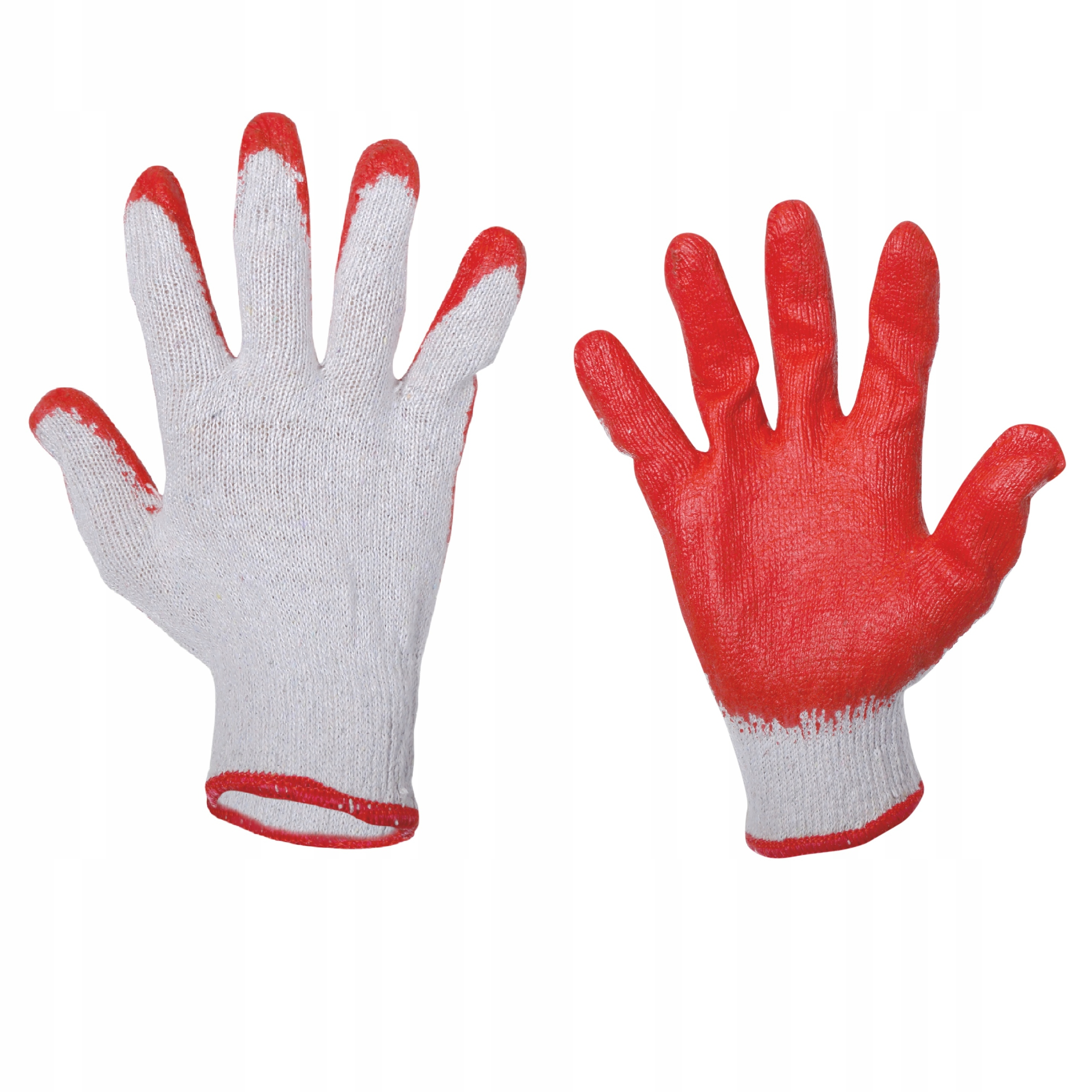 Wampirki rękawice 12 par lateks Lahti Pro L2106