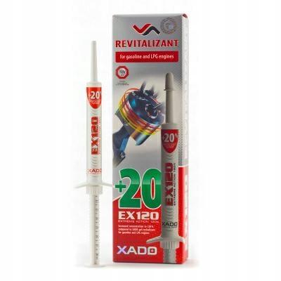 Xado EX120 Rewitalizant Бенц ГАЗ 8мл XA12035