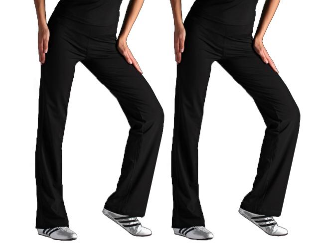 Rewelacja ! Spodnie Fitness Lycra Damskie L dresy
