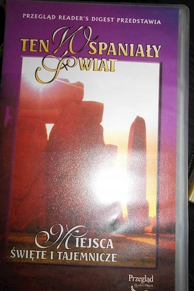 Item This wonderful world of sacred and mysterious Places -