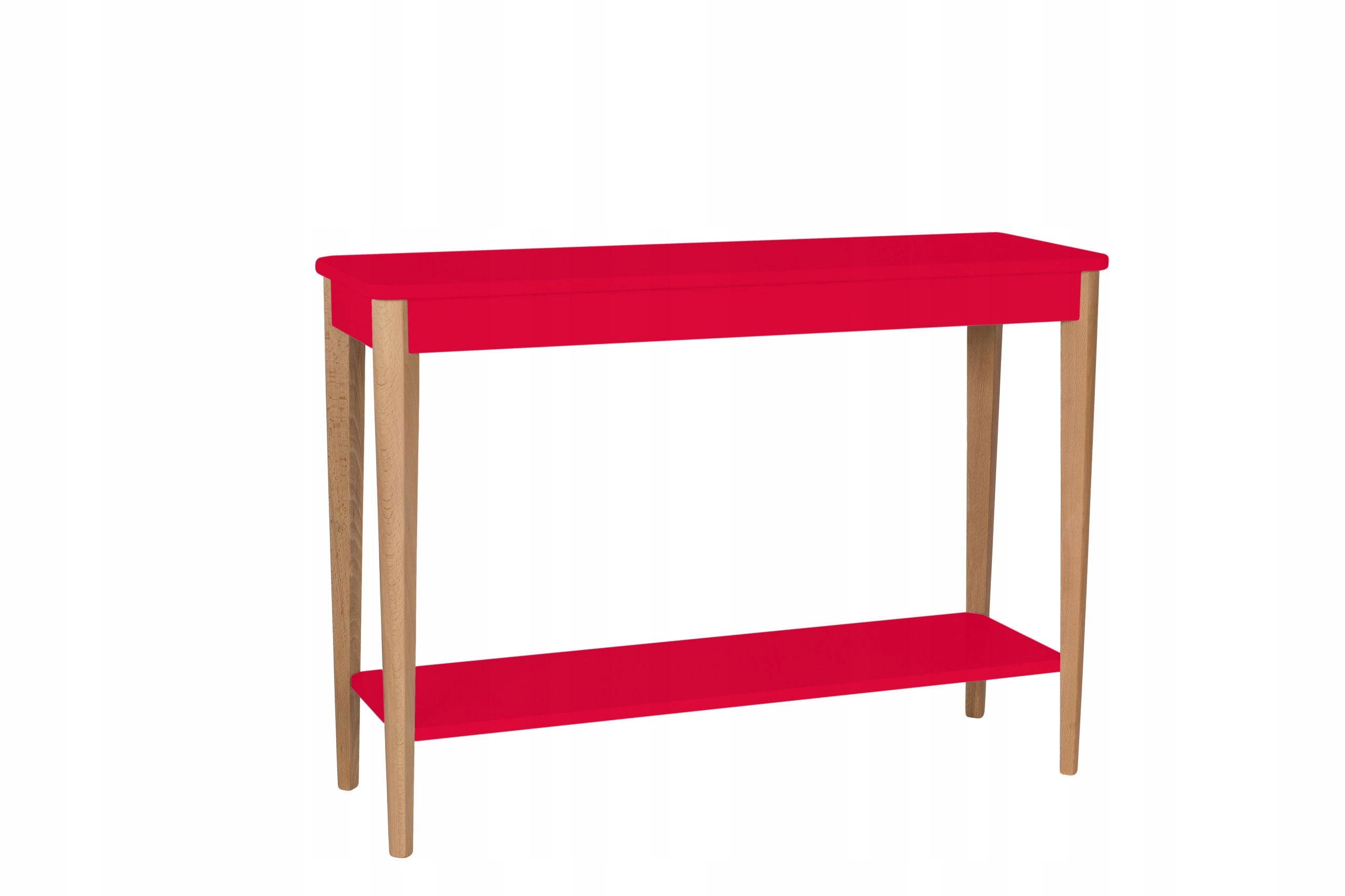Konzoly konsolka konferenčný stolík písací Stôl červené šesť