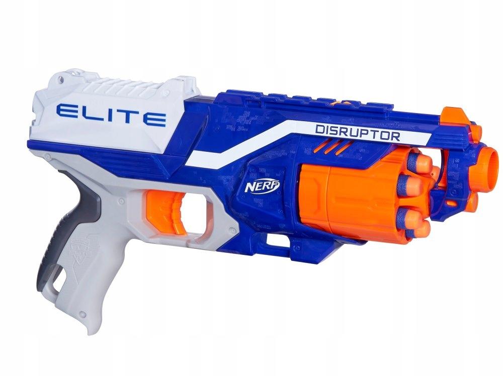 HASBRO NERF N-Strike Disruptor Elite Launcher