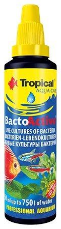 Tropical BACTO-ACTIVE 100 мл ЖИВОЙ КУЛЬТУРЫ БАКТЕРИЙ