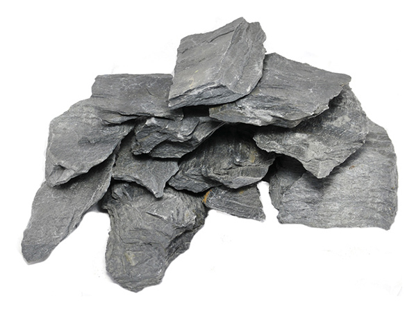 Kameň, BRIDLICA KAMEŇ, bridlica čierna 30kg kamene WRO