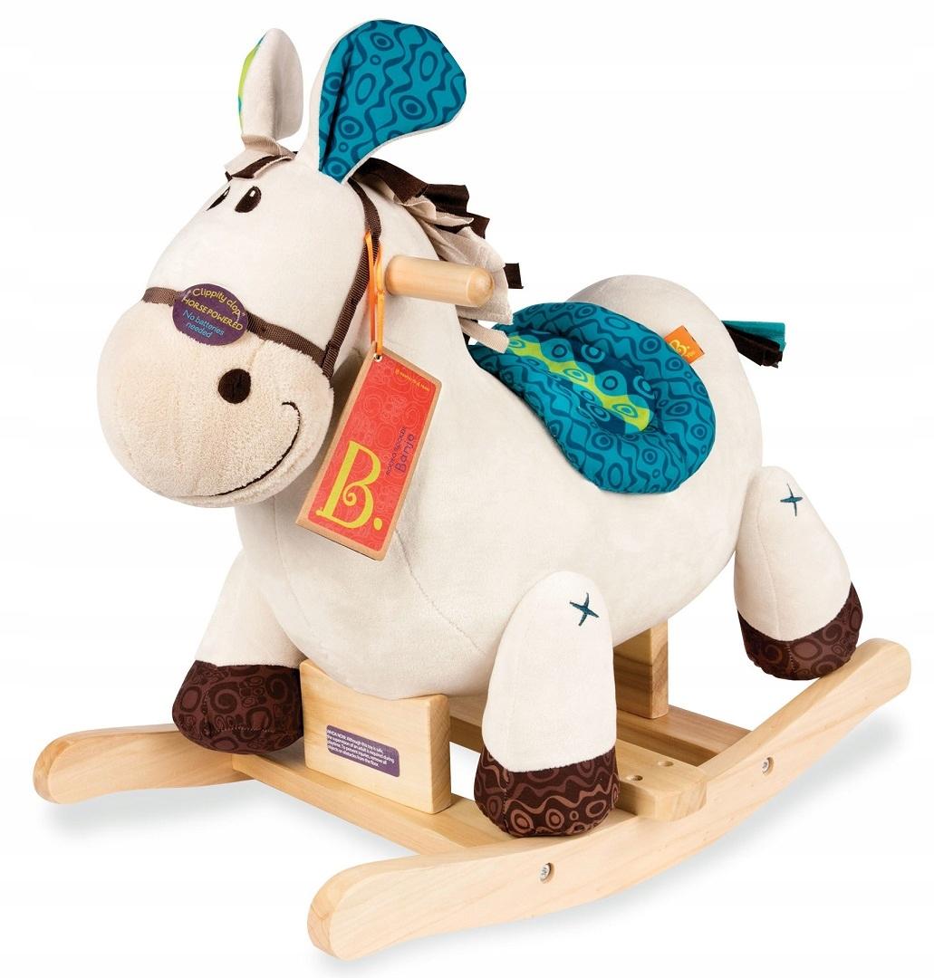 Exkluzívny hojdací kôň B.TOYS