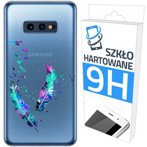 200 wzorów Etui+szkło do Samsung Galaxy S10E Case