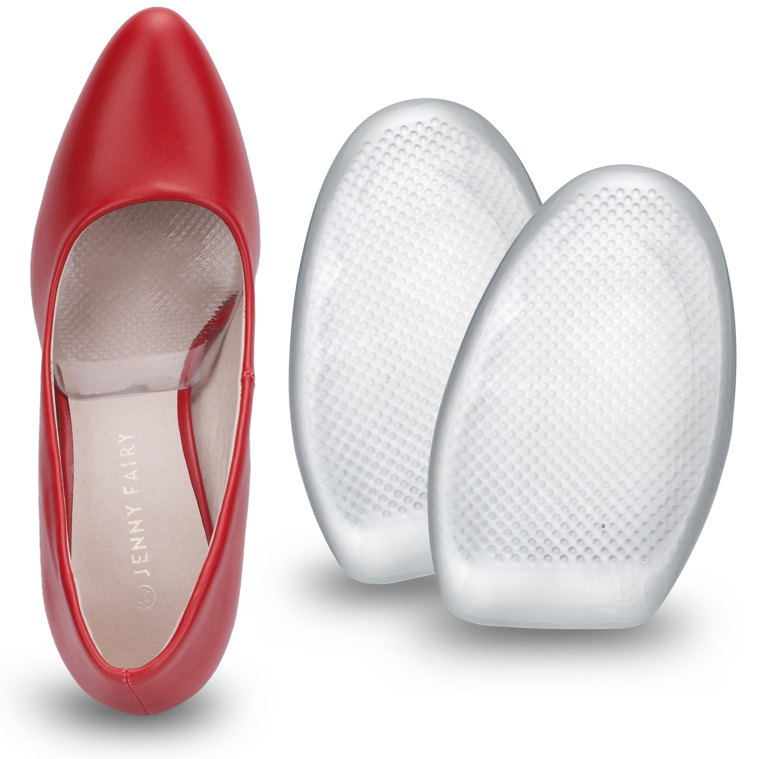 Wkładki do Butów silikonowe Żelowe obcasie Szpilek