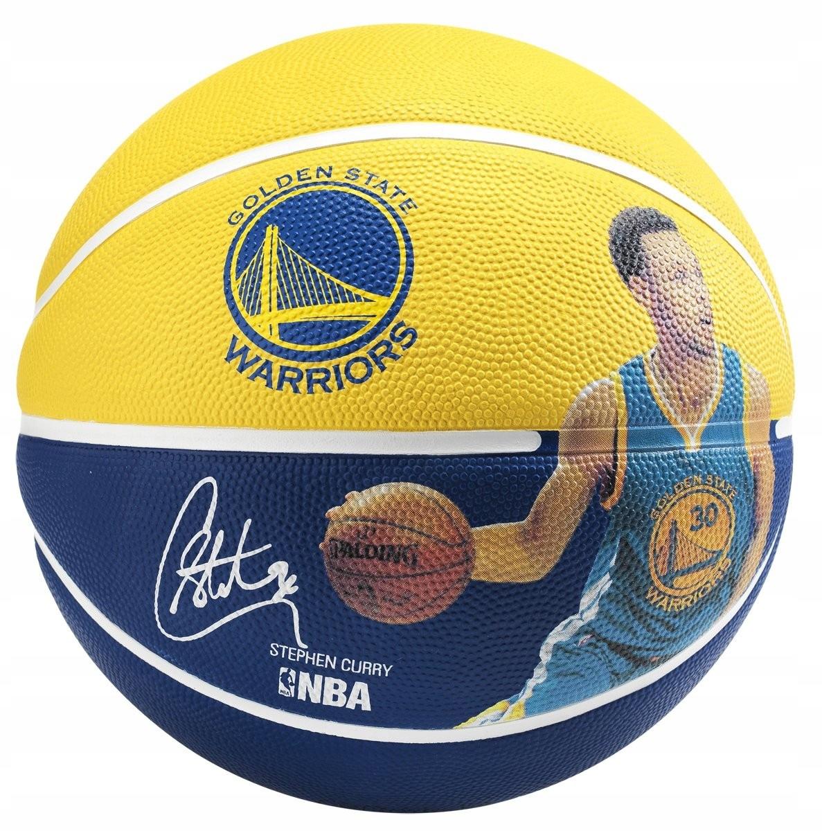 Lopta SPALDING NBA STEPHEN CURRY 7