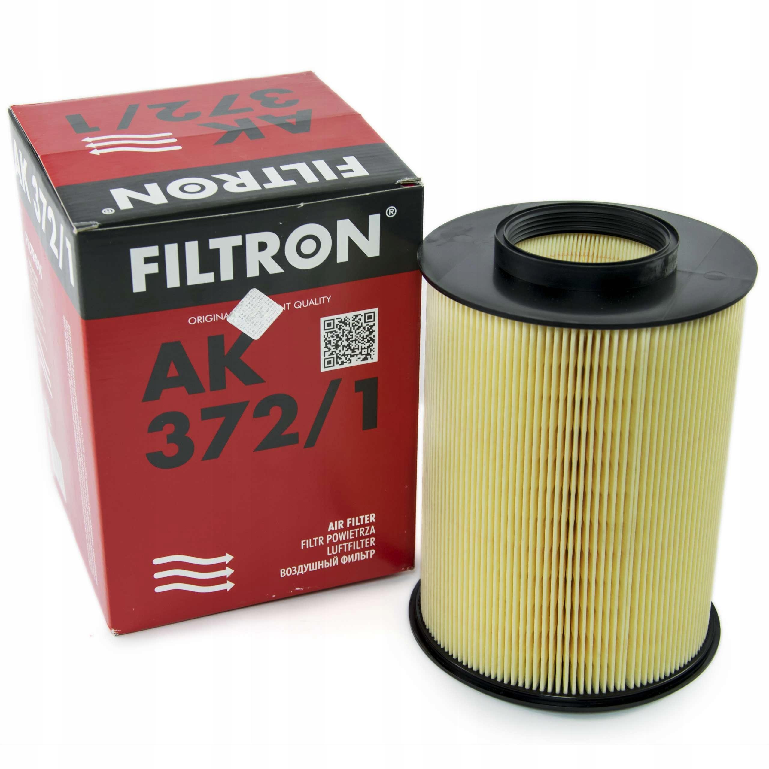filtron фильтр воздуха ak3721 к ford