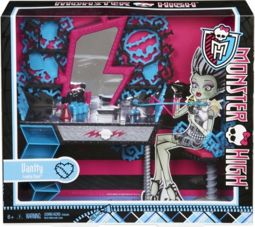 Mattel Monster High Uplooking WC Frankie Stein