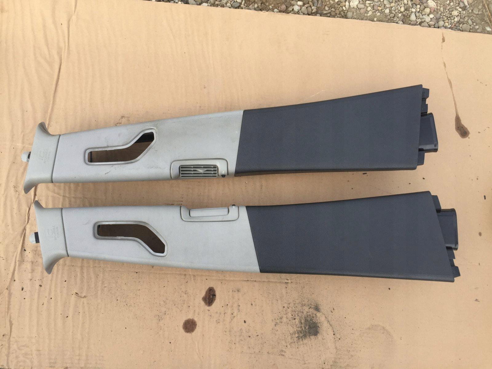 слева права крышка боковая стойки volvo s60 v70 xc70