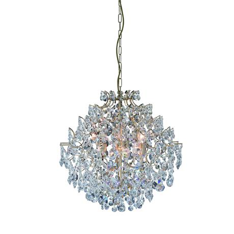 Krištáľové lampy Markslojd ROSENDAL 100532 zlato