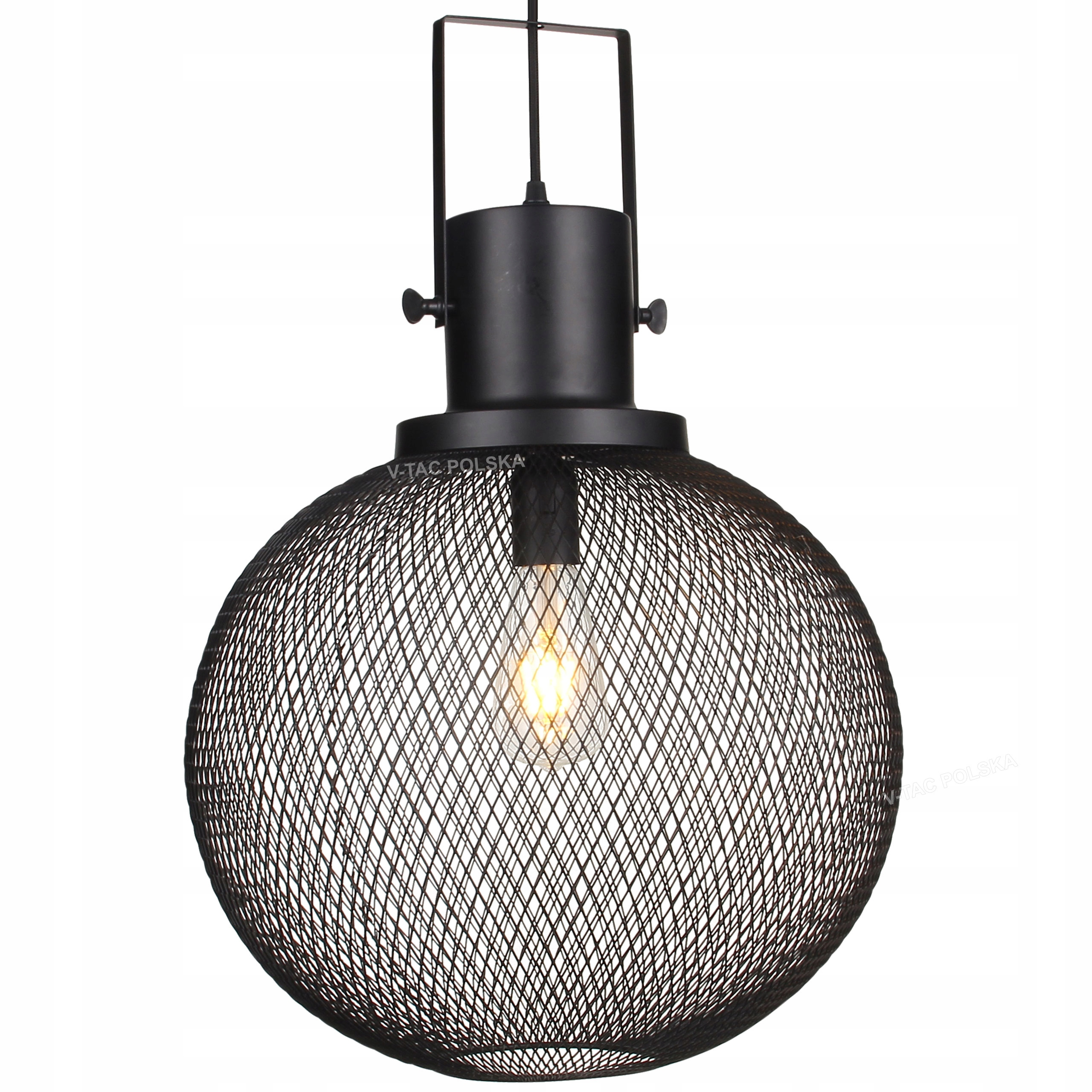 LAMPA wisząca sufitowa LOFT BAR High Bay żyrandol