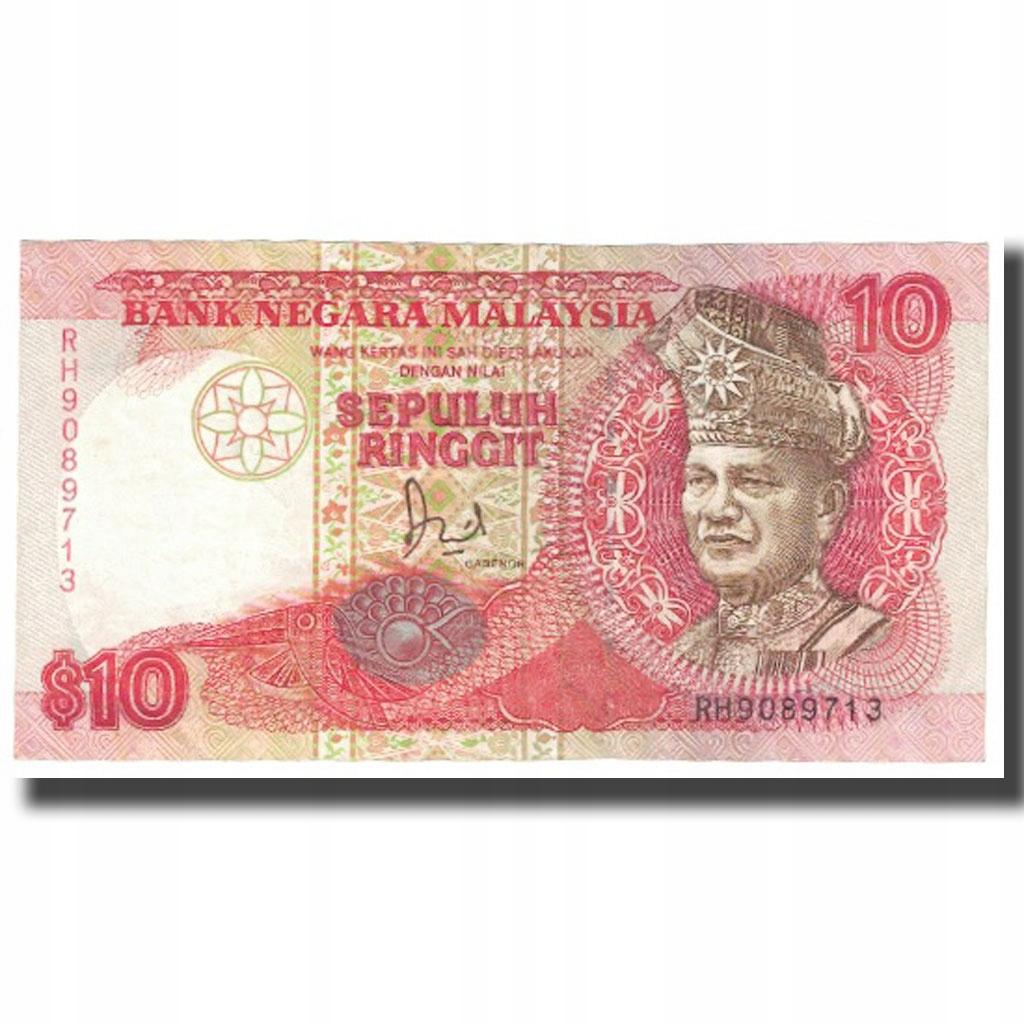 Банкнота, Малайзия, 10 ринггит, KM: 21, UNC (65-70)