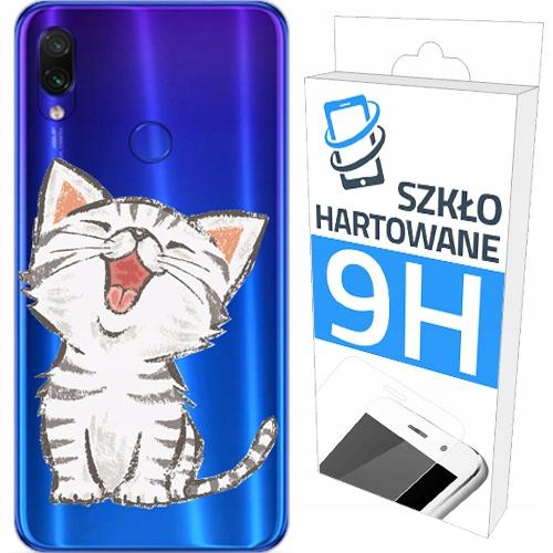 200 wzorów Etui+szkło do Xiaomi Redmi Note 7 Case