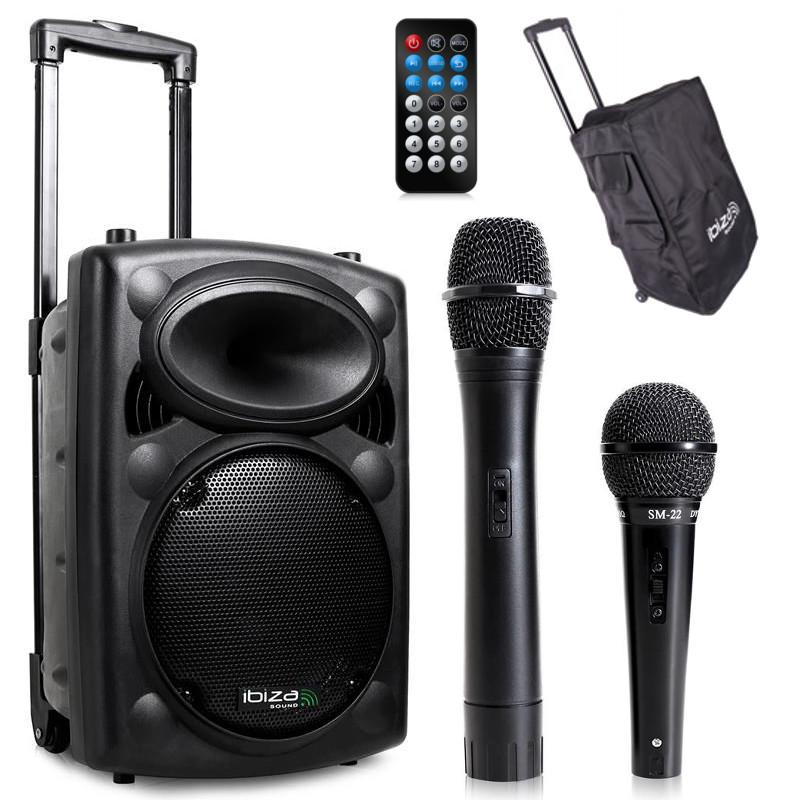 USB MP3 MP3 MP3 BT 2X MIC + Kryt