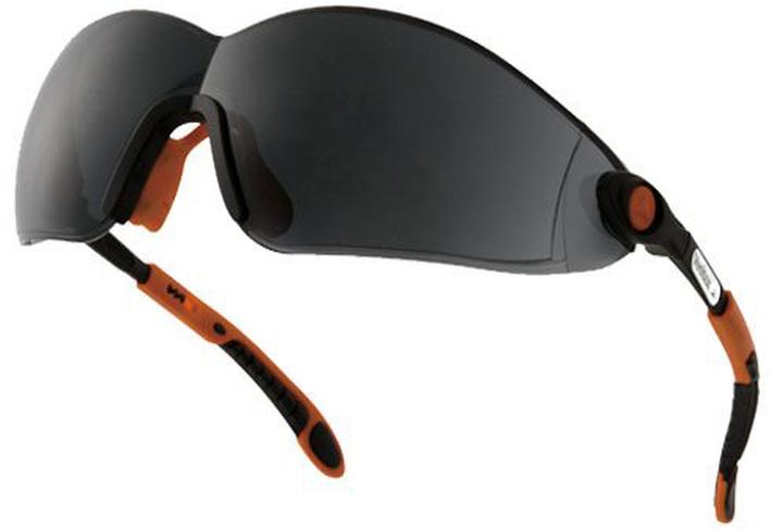 Vulcano Clear Smoke Delta + Ochranné okuliare