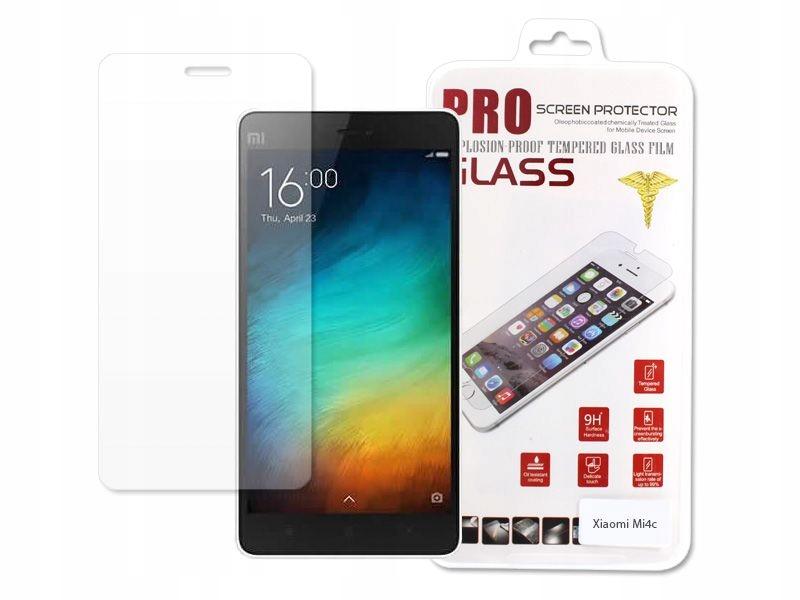 Xiaomi Mi4c - szkło hartowane