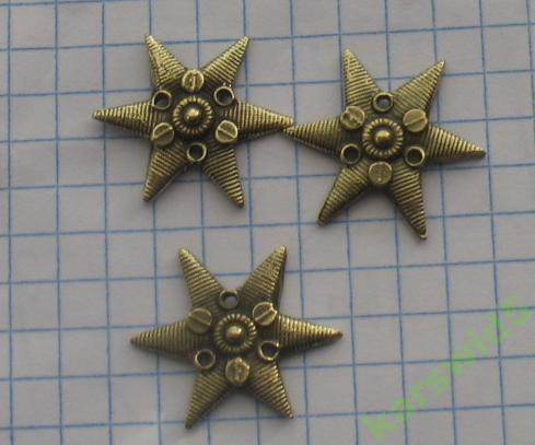 Šestranná hviezda (2)