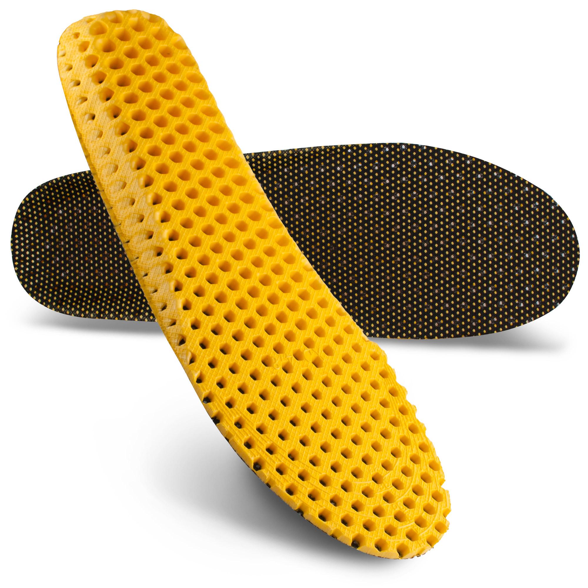 Стельки для обуви przeciwpotne легкие амортизирующие