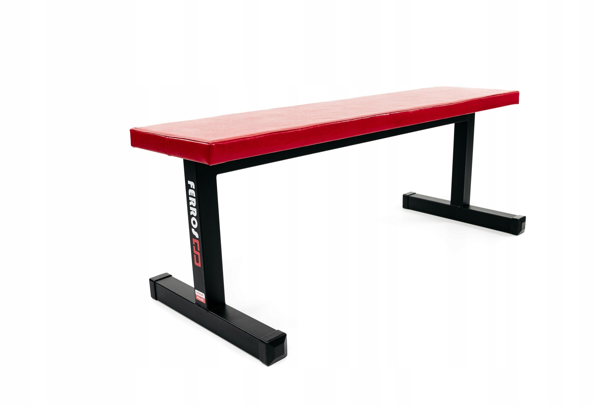 Tréningové lavice Jednoduché ploché FSH-1