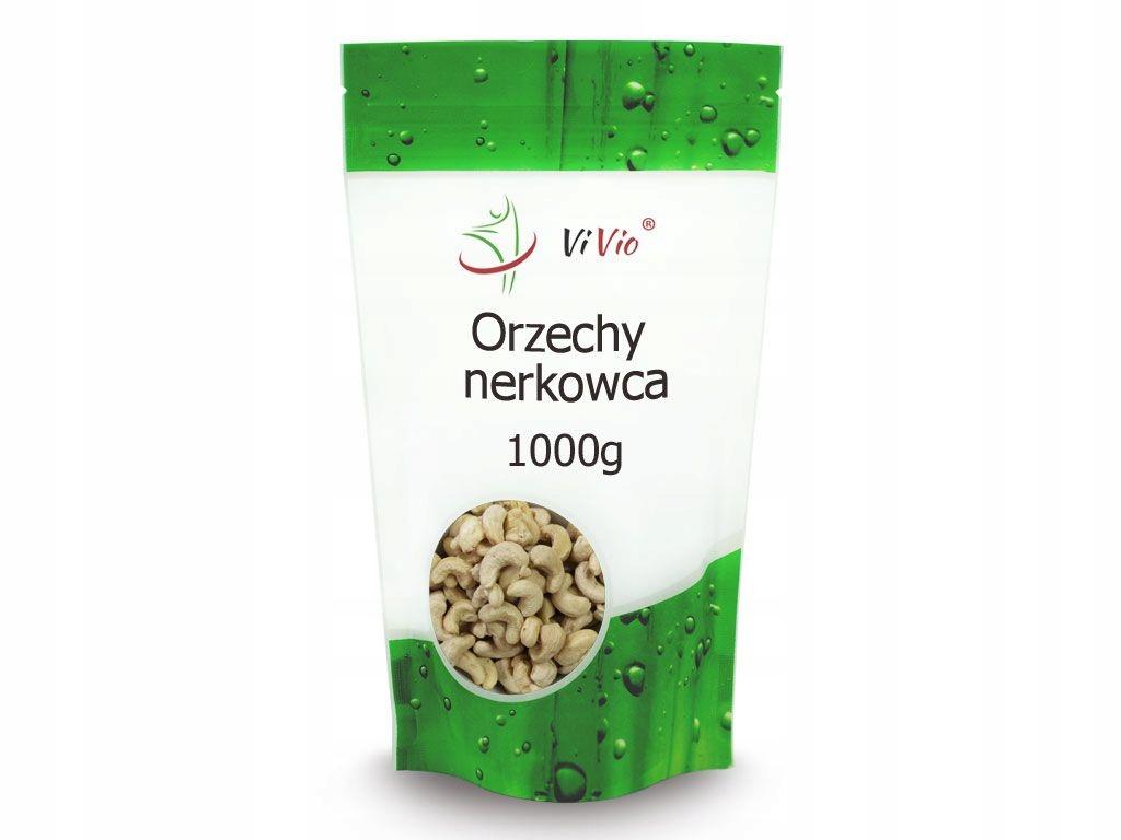 Купить ОРЕХИ КЕШЬЮ NERKOWCE НАТУРАЛЬНЫЕ ЗДОРОВЫЕ 1000G на Otpravka - цены и фото - доставка из Польши и стран Европы в Украину.