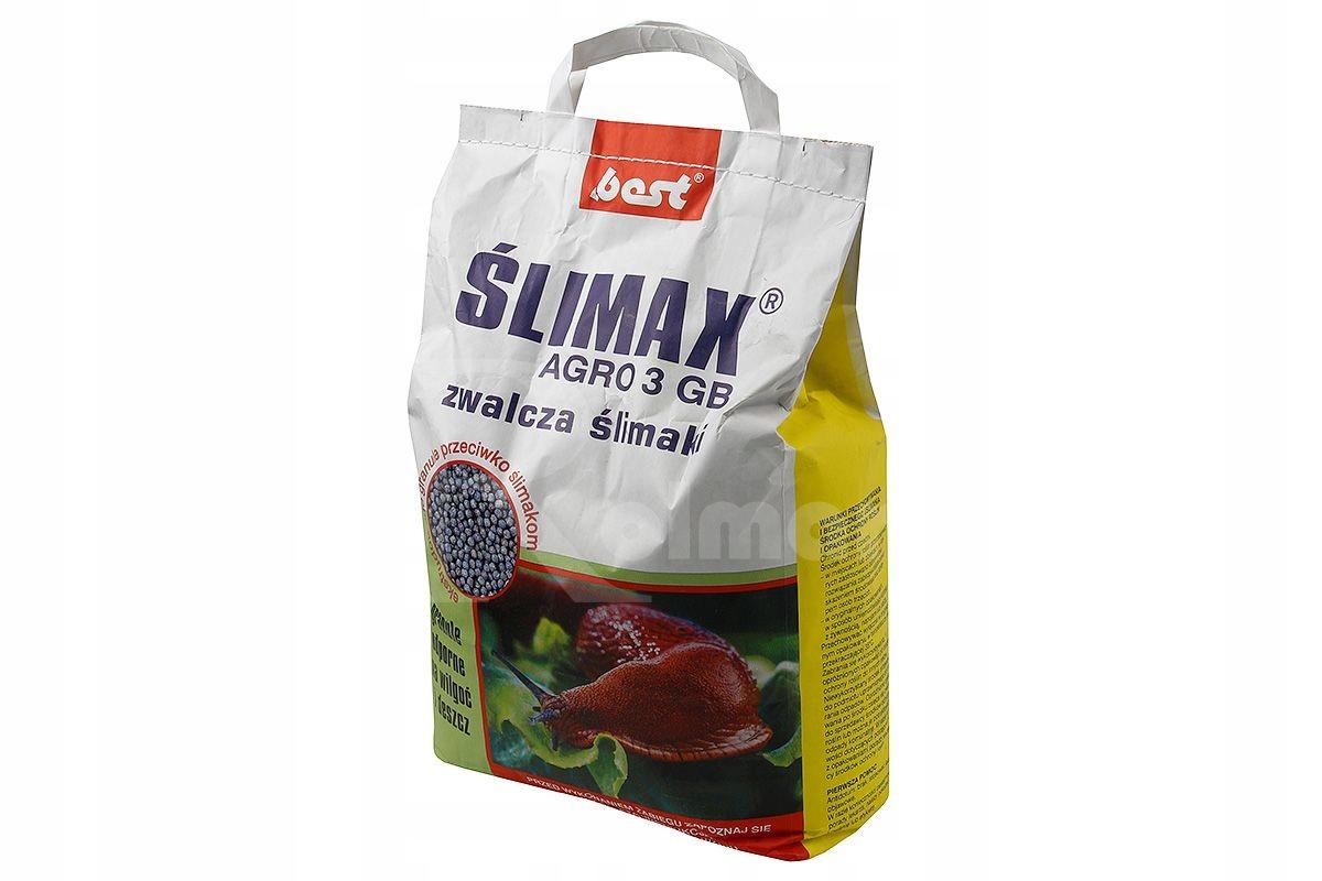 SLIMAX LIEK na 5 kg KRMIVA NA SLIMÁKY