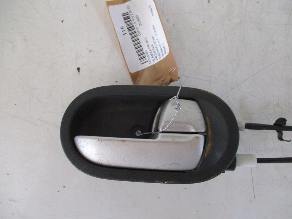 Picture of COLT VI Z30 HANDLE RIGHT FRONT FRONT INSIDE