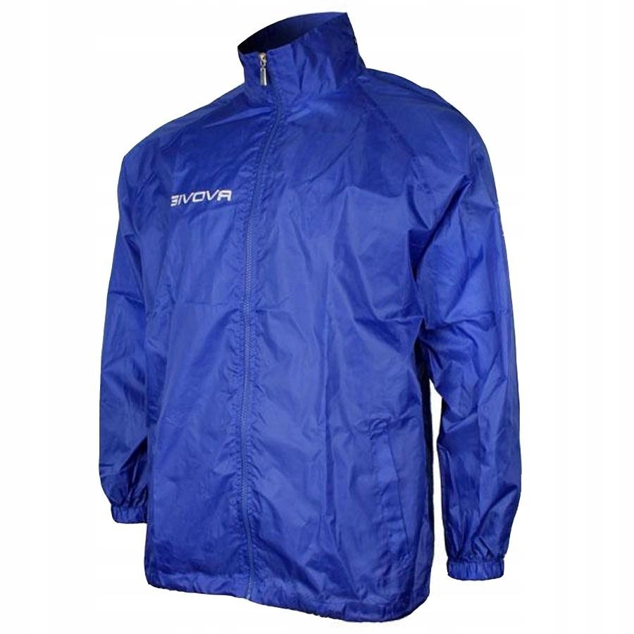 Купить Куртка Givova Basico RJ0001-0002 - СИНИЙ; XL на Otpravka - цены и фото - доставка из Польши и стран Европы в Украину.