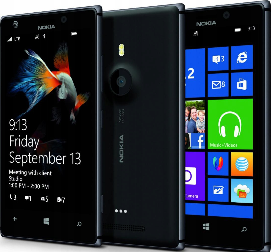 Nokia Lumia 925 Black Ladowarka Lte 16gb Bt Wifi 7899628719 Sklep Internetowy Agd Rtv Telefony Laptopy Allegro Pl