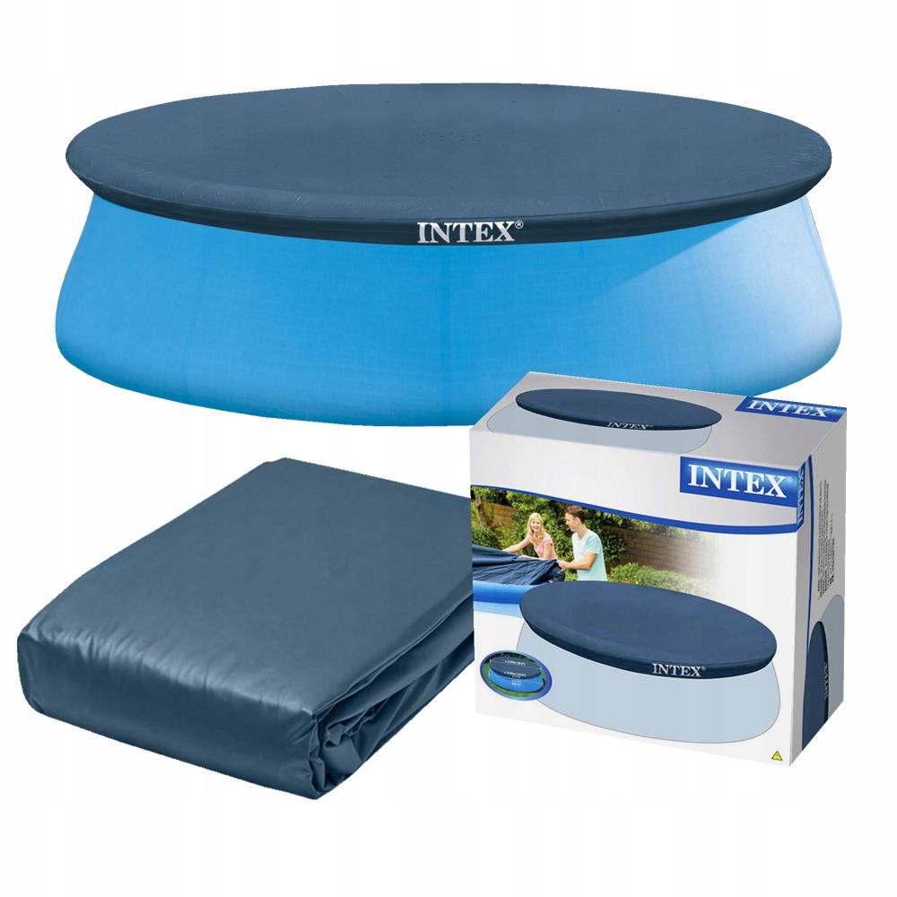 Крышка бассейн распорный 244 см прочная INTEX 28020