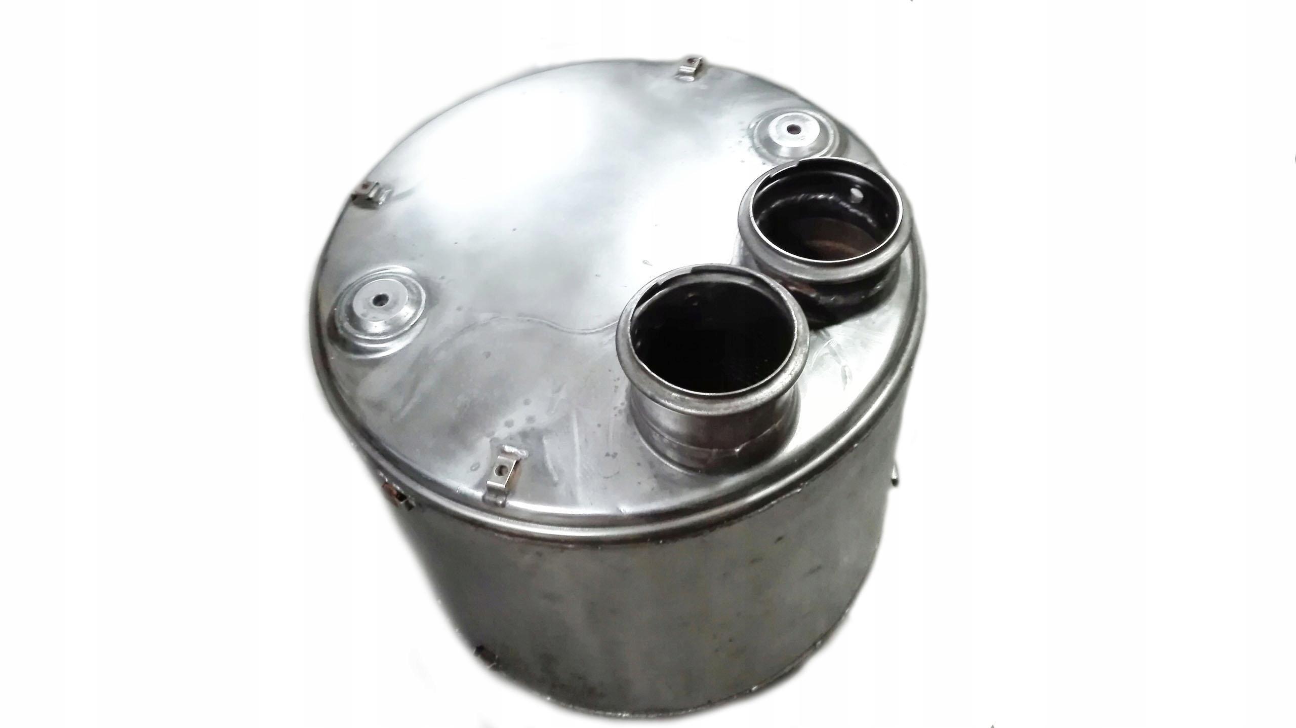 катализатор scr daf xf 105 cf евро 5