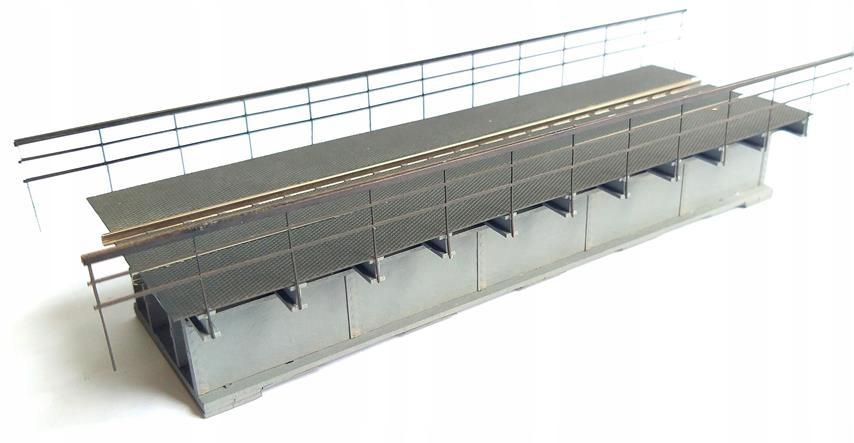 H0 - Most kolejowy 160mm