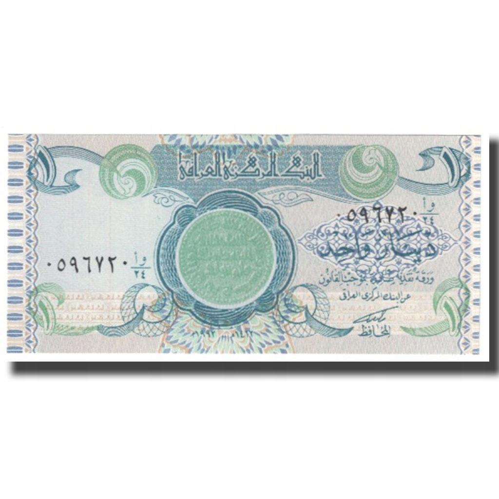 Банкнота, Ирак, 1 динар, KM: 69a, UNC (65-70)