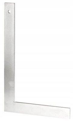 FORMAT Kątownik ślusarski stal 750x375mm płaski