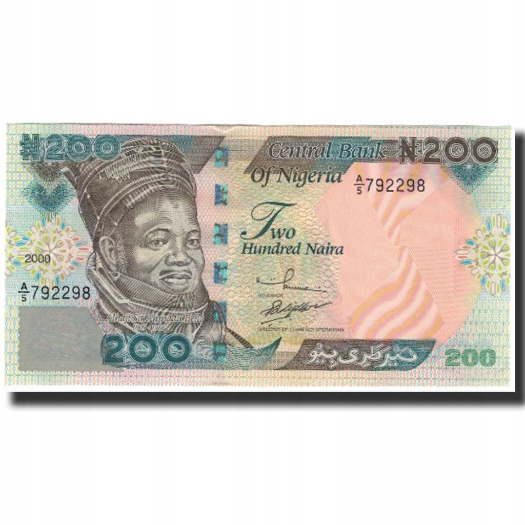 Банкнота, Нигерия, 200 найр, 2000, КМ: 29a, UNC (63)