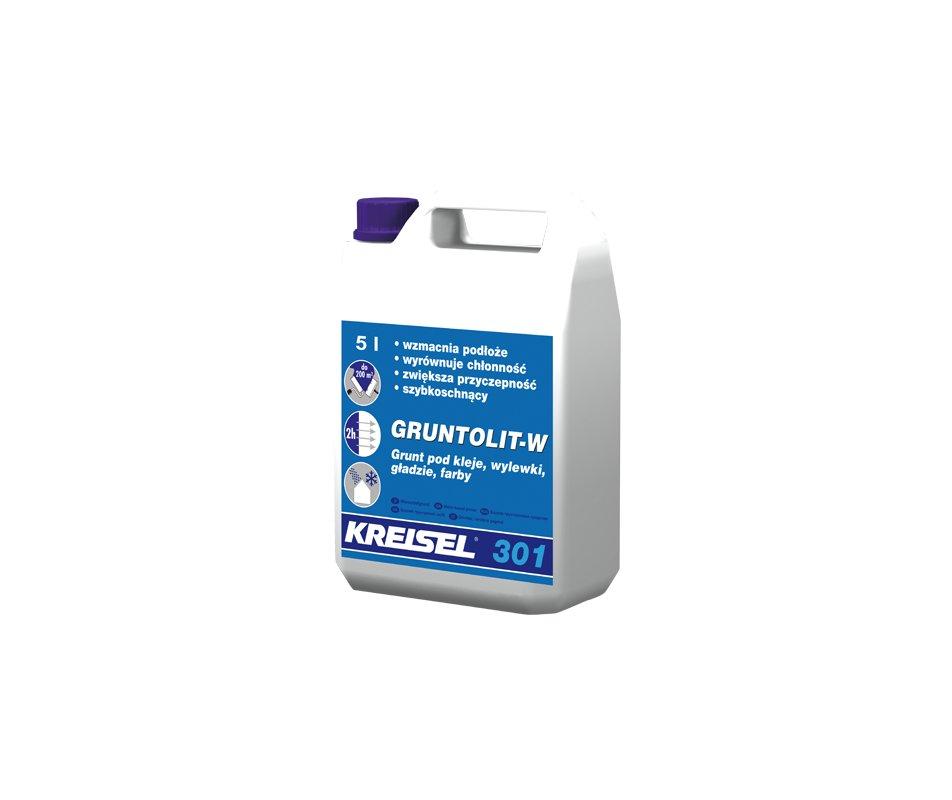 ГРУНТ средство универсал.5Л, GRUNTOLIT-301-KREISEL