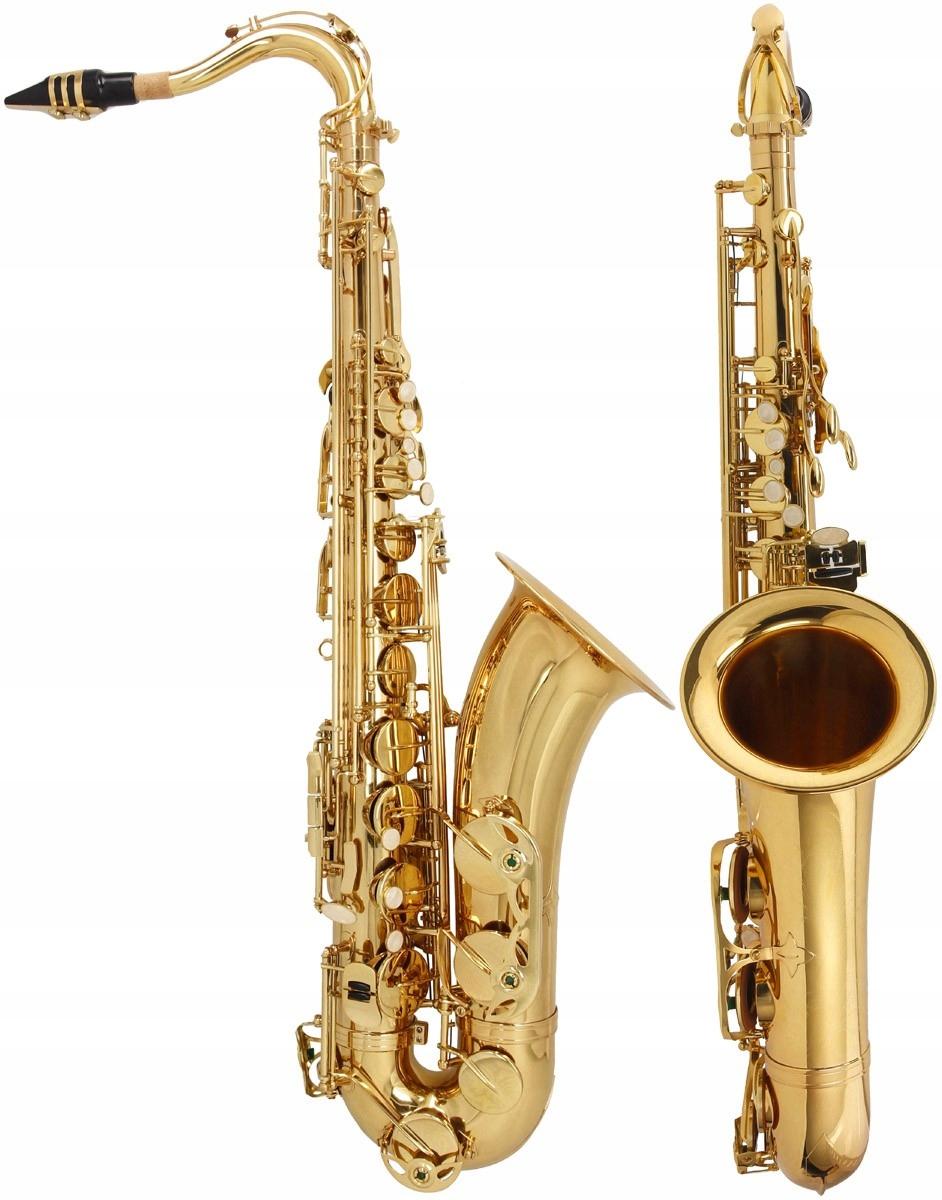 Tenor Saxofón BB, B FIS Solist M-Tunes - Golden